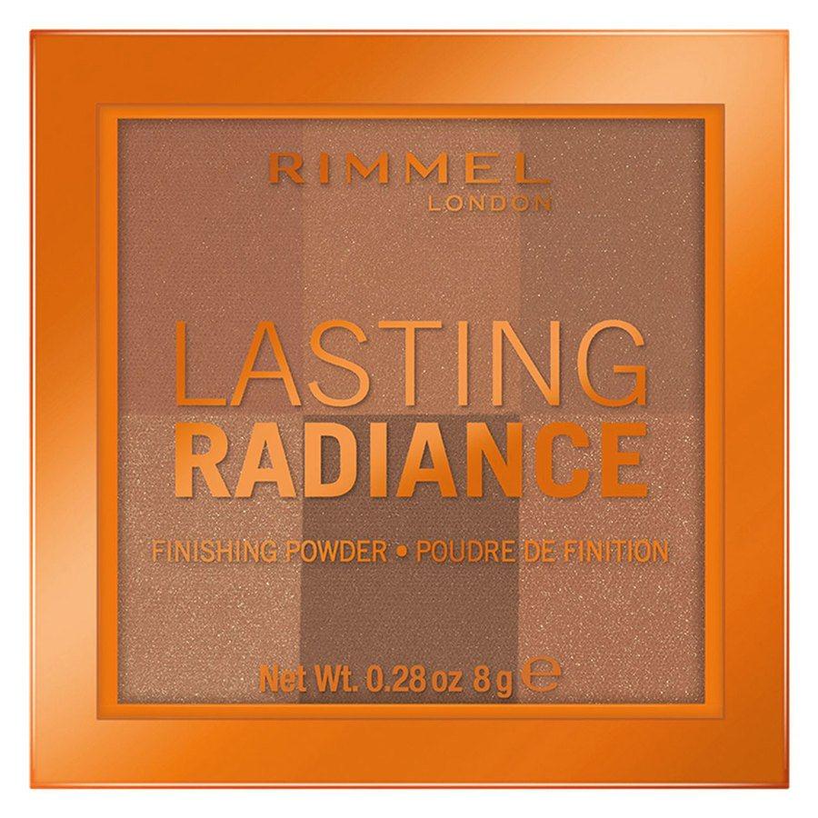 Rimmel London Lasting Radiance Powder 8 g ─ #003 Espresso