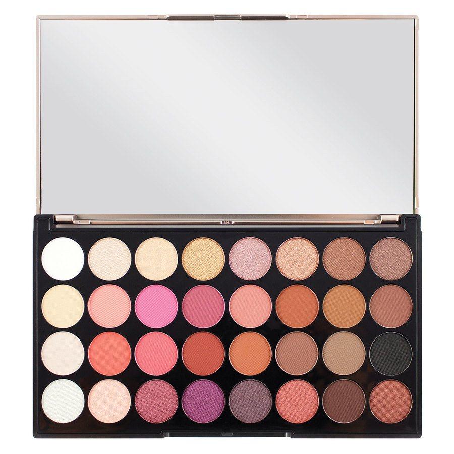 Makeup Revolution Ultra 32 Eyeshadow Palette Flawless 4