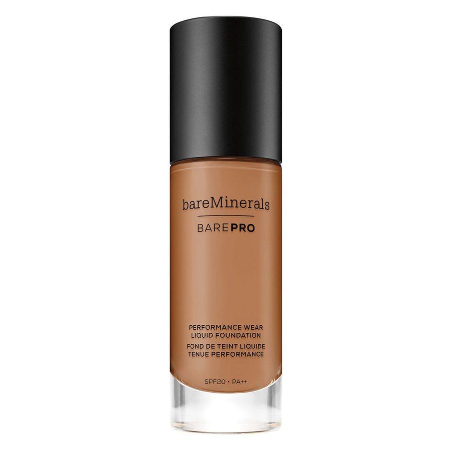 bareMinerals barePro Performance Wear Liquid Foundation SPF20 30 ml ─ #22 Almond