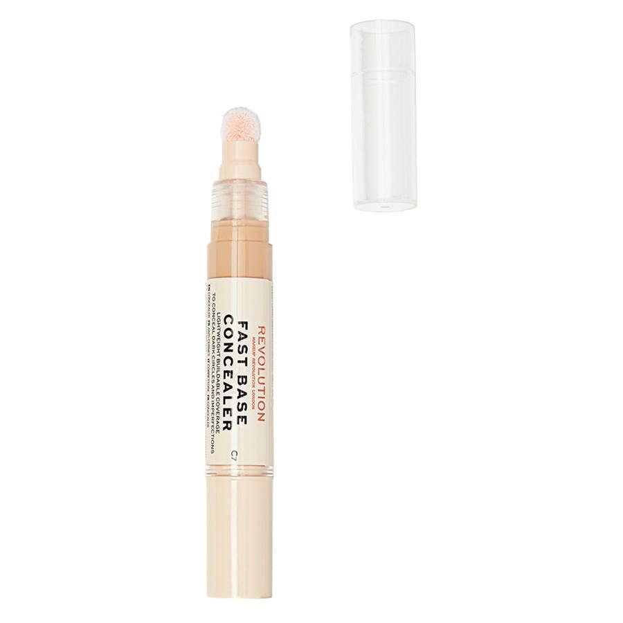 Makeup Revolution Fast Base Concealer 3 ml - C7