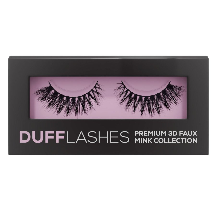 DUFFBeauty Red Carpet 3D Lashes