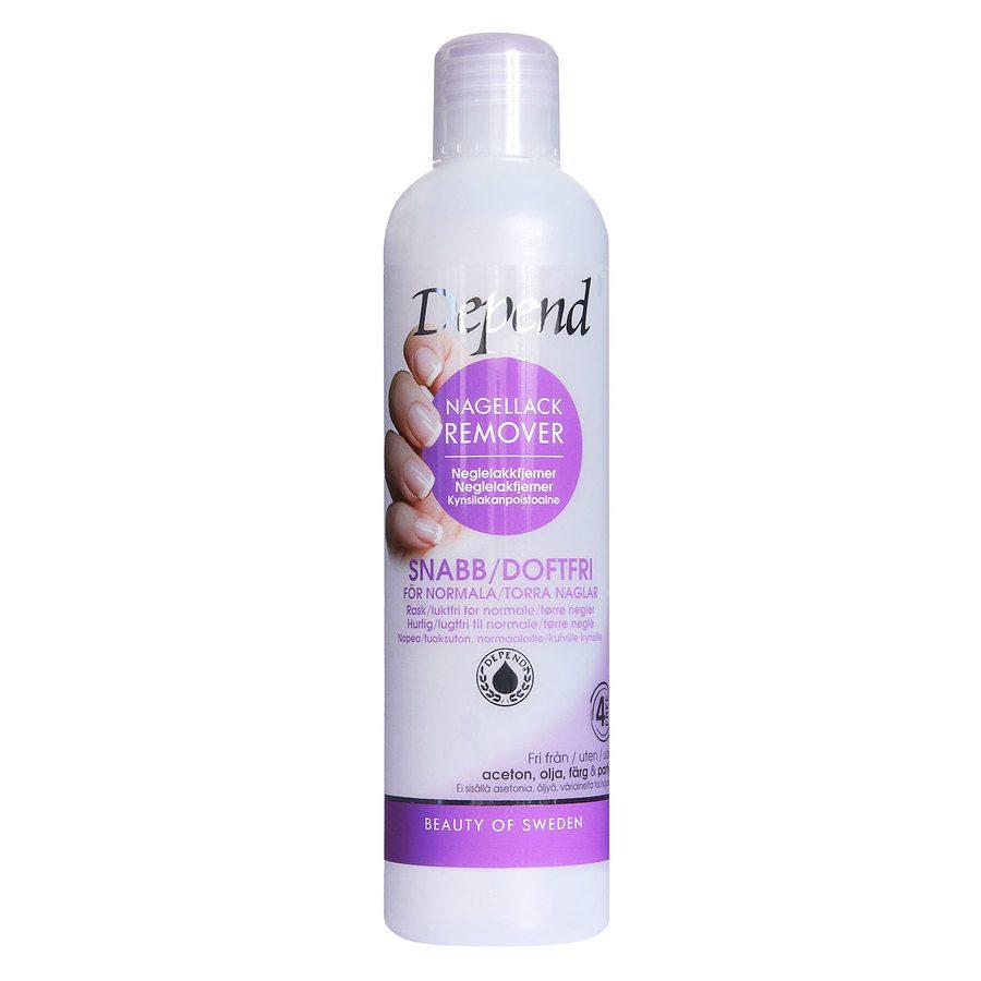 Depend Nailpolish Remover 250 ml