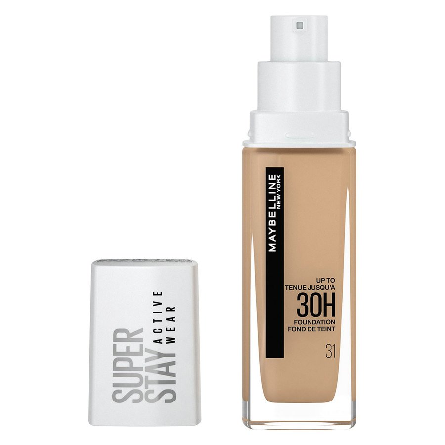 Maybelline 30H Superstay Active Wear Foundation 30 ml – Warm Nude