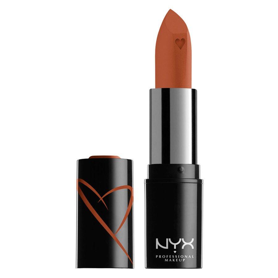 NYX Professional Makeup Shout Loud Satin Lipstick Cactus Dreams 14, 3,5 g