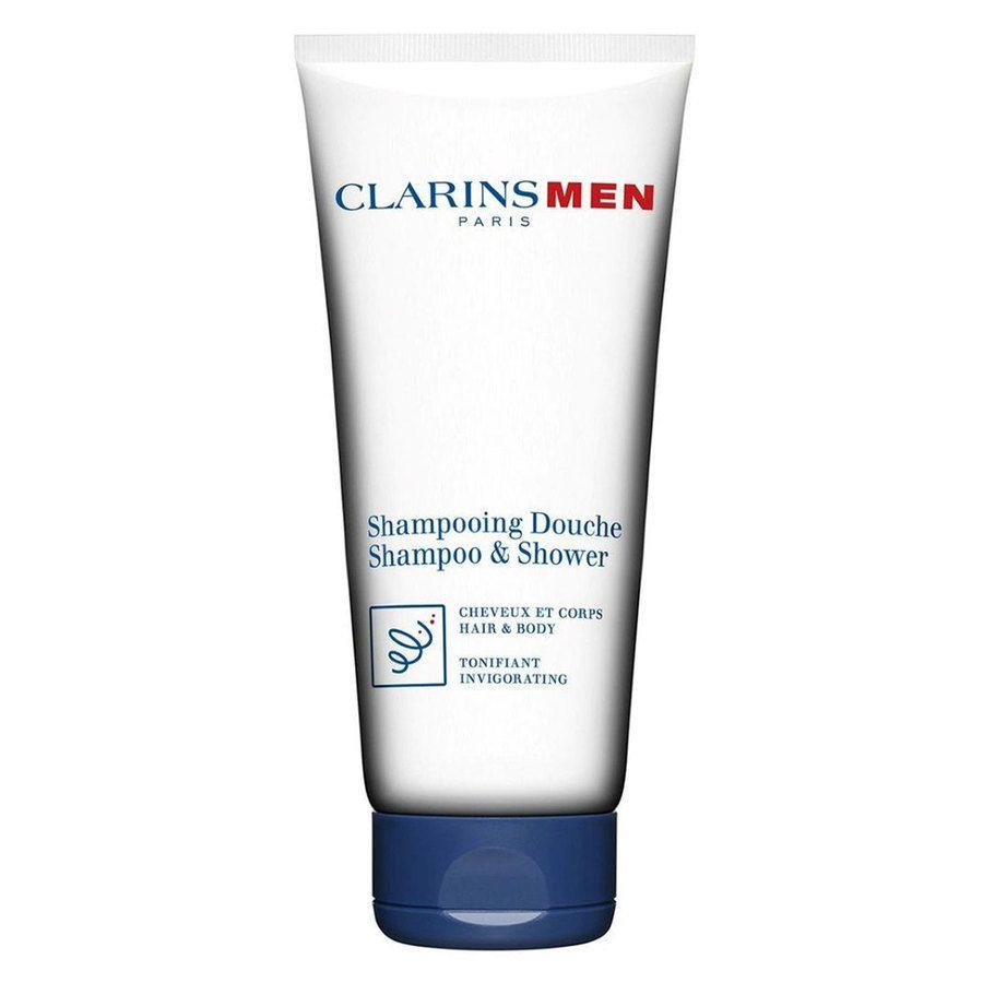 ClarinsMen Shampoo & Shower 200 ml