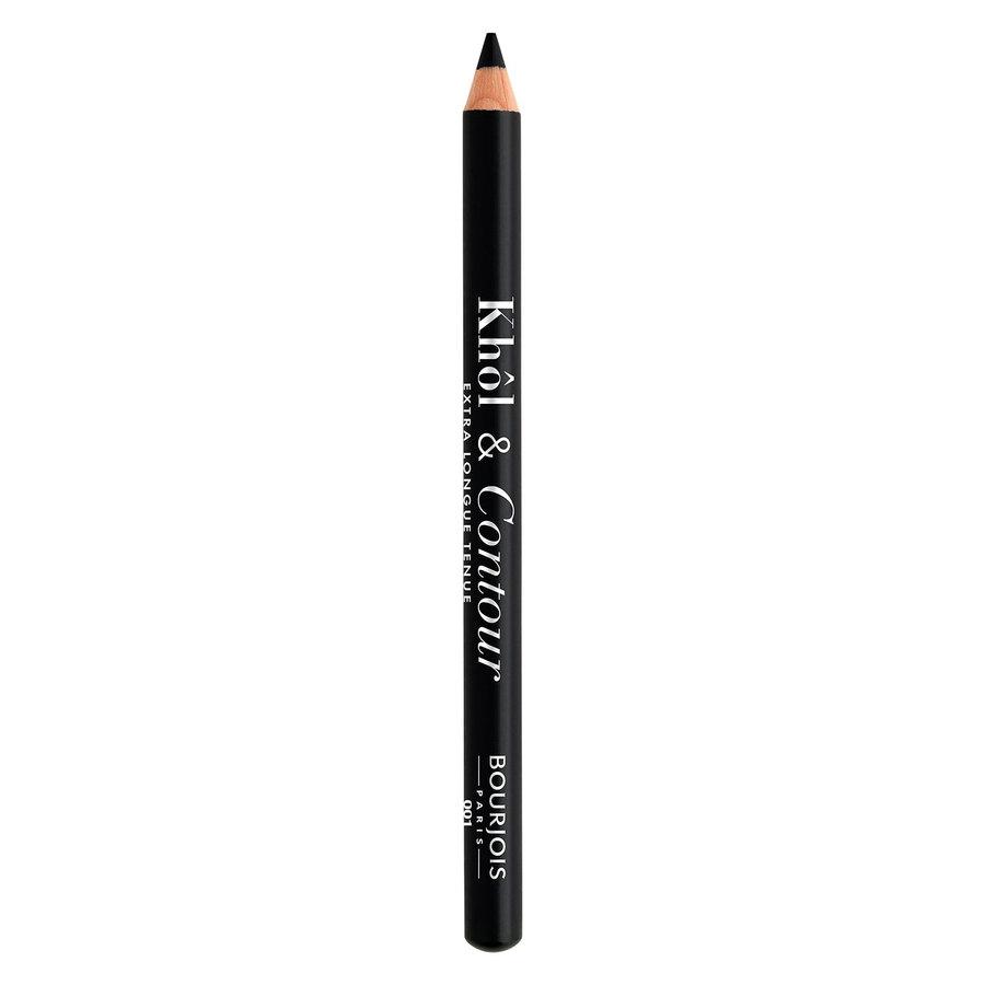 Bourjois Khôl & Contour Pencil 1,2 g ─ 01 Noir-Issime
