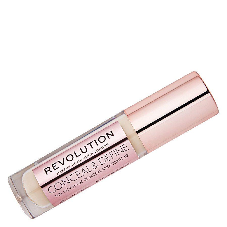 Revolution Conceal & Define Concealer – C2 4g