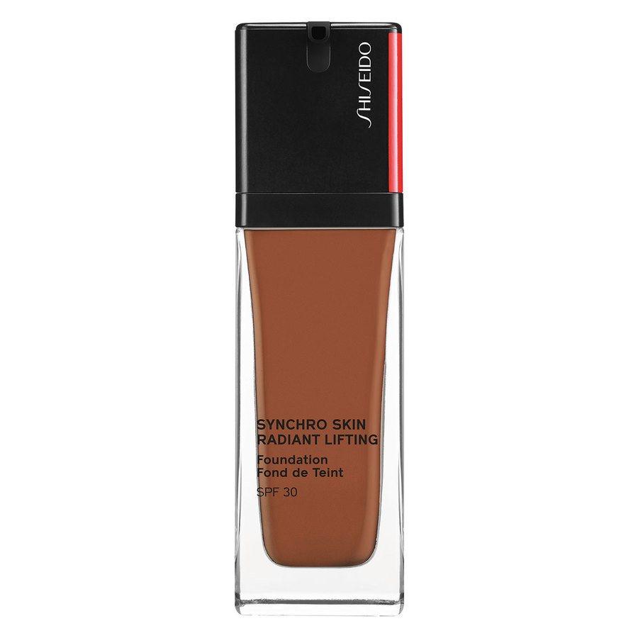 Shiseido Synchro Skin Radiant Lifting Foundation SPF 30 30 ml – 530 Henna