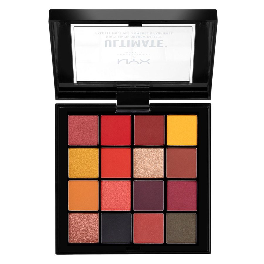 NYX Professional Makeup Ultimate Multi-Finish Shadow Palette 09 Phoenix 13,3g
