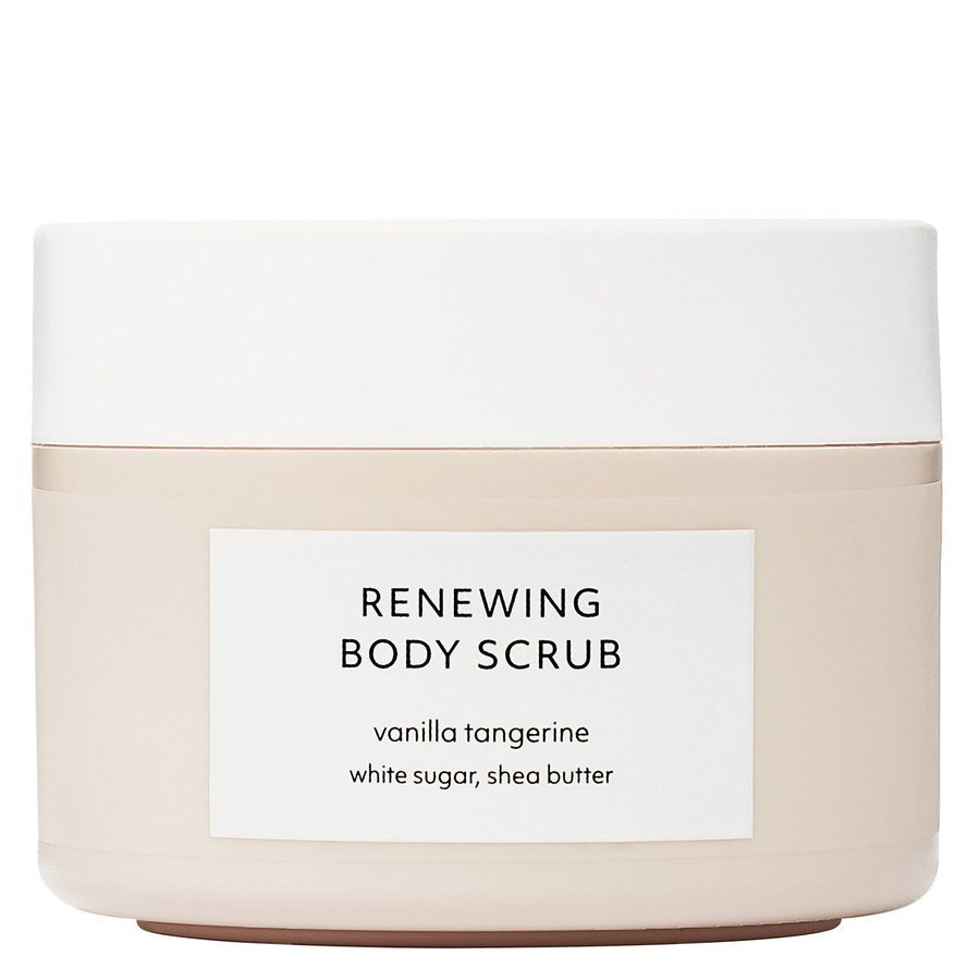 Estelle & Thild Renewing Body Scrub 200 ml – Vanilla Tangerine