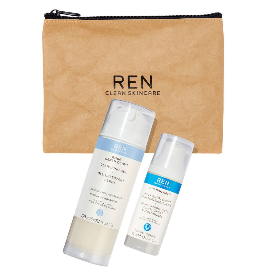 REN Clean Skincare Lahjapakkaus Vita Mineral