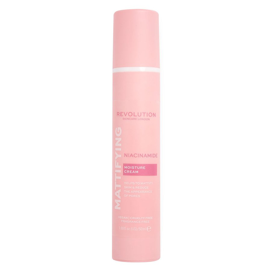 Revolution Skincare Niacinamide Mattifying Moisture Cream 50 ml