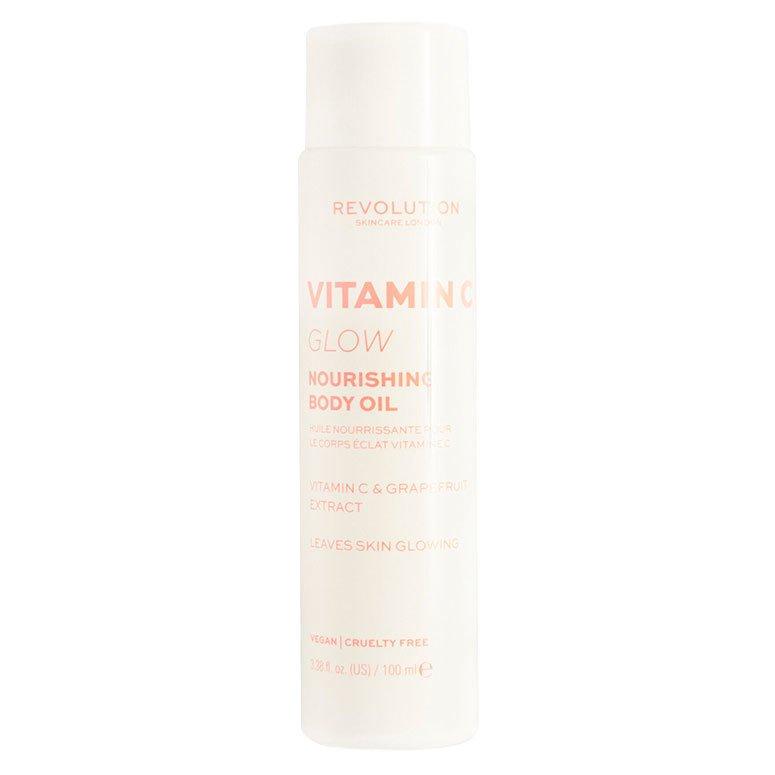 Revolution Beauty Revolution Body Skincare Vitamin C Glow Nourishing Body Oil 100 ml