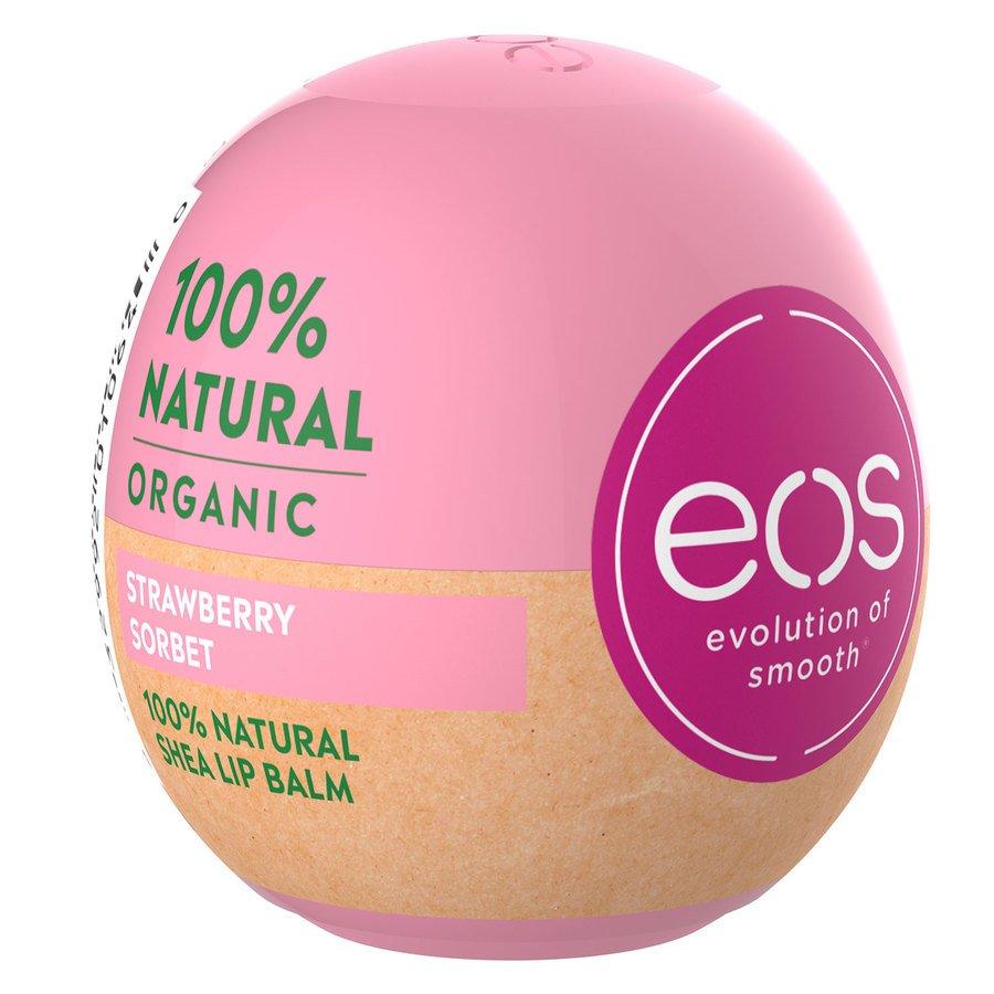EOS Strawberry Sorbet Natural Shea Lip Balm 7 g