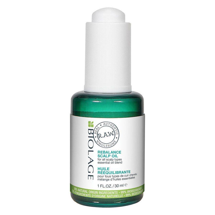 Biolage R.A.W. Scalp Care Rebalance Scalp Oil 30 ml