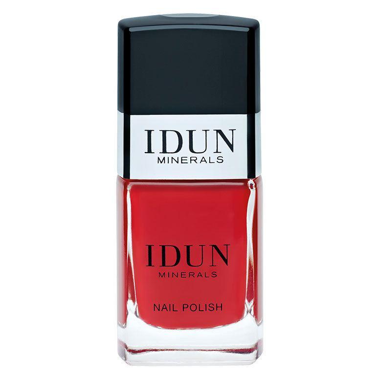 IDUN Minerals Nail Polish 11 ml – Rubin