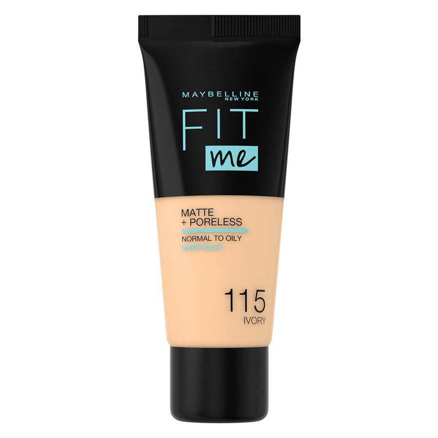 Maybelline Fit Me Matte + Poreless Foundation 115 30ml