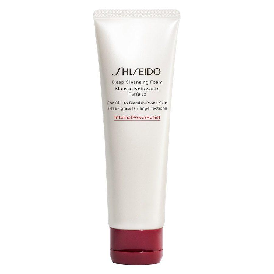 Shiseido D&P Deep Cleansing Foam 125 ml
