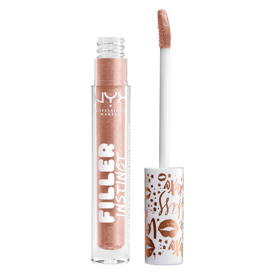 NYX Professional Makeup Filler Instinct Plumping Lip Polish Brunch Drunk 2,5ml