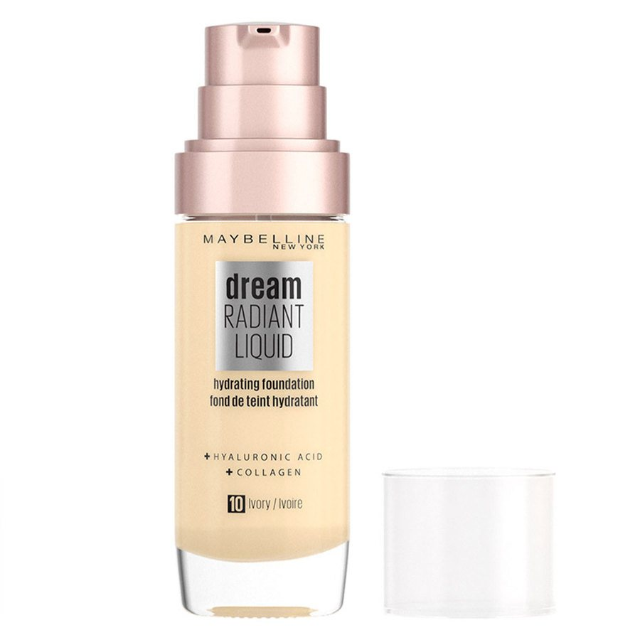 Maybelline Dream Radiant Liquid 30 ml - 010 Ivory