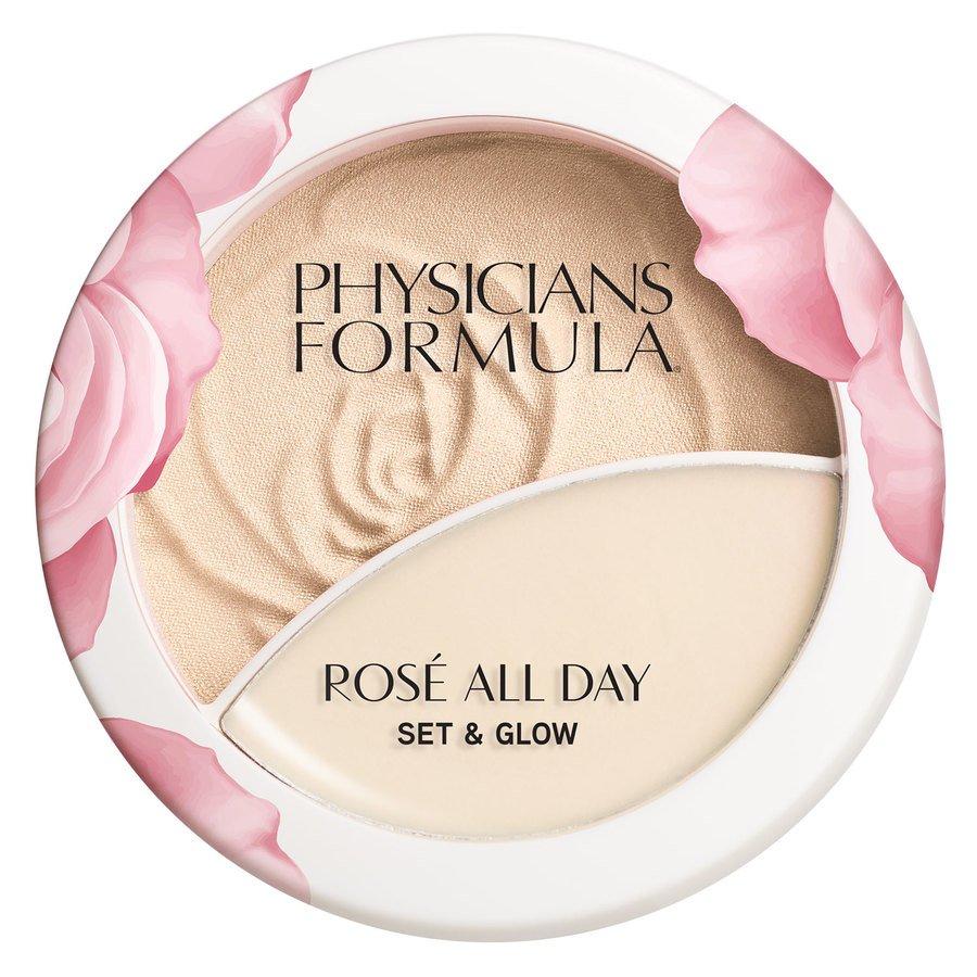 Physicians Formula Rosé All Day Set & Glow Powder 10,2 g ─ Luminous Light