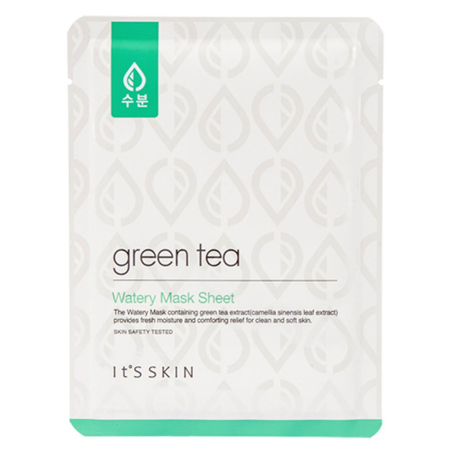 It'S Skin Green Tea Watery Mask Sheet 17 g