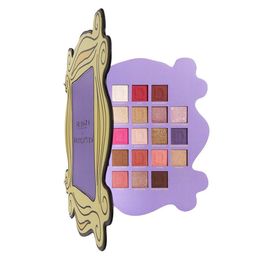 Makeup Revolution X Friends Open The Door Shadow Palette 21 x 1,2 g