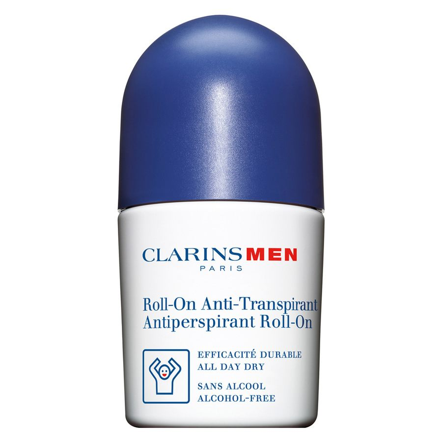 Clarins Men Antiperspirant Deo Roll-On 50 ml