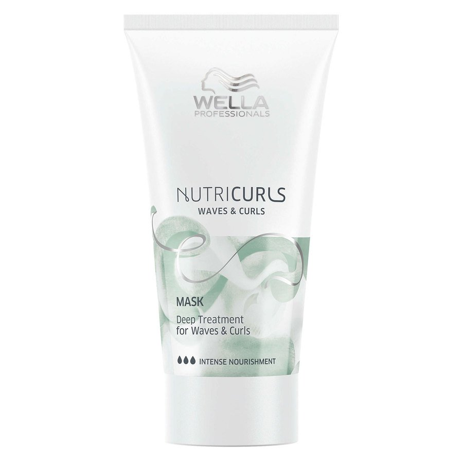 Wella Professionals Nutricurls Deep Treatment For Waves & Curls 30 ml