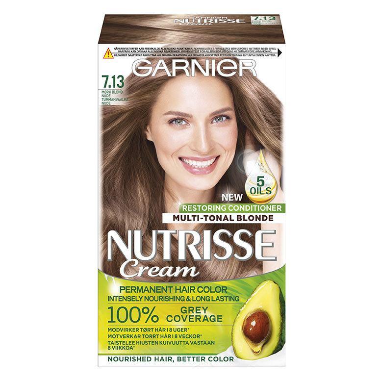 Garnier Nutrisse Cream – 7.13
