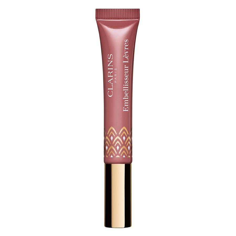 Clarins Natural Lip Perfector Intense 10 g – #16 Intense Rosebud