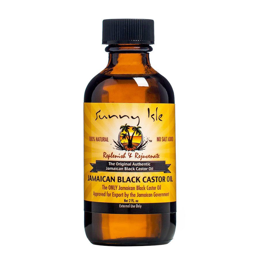 Sunny Isle Jamaican Black Regular Castor Oil - 60 ml