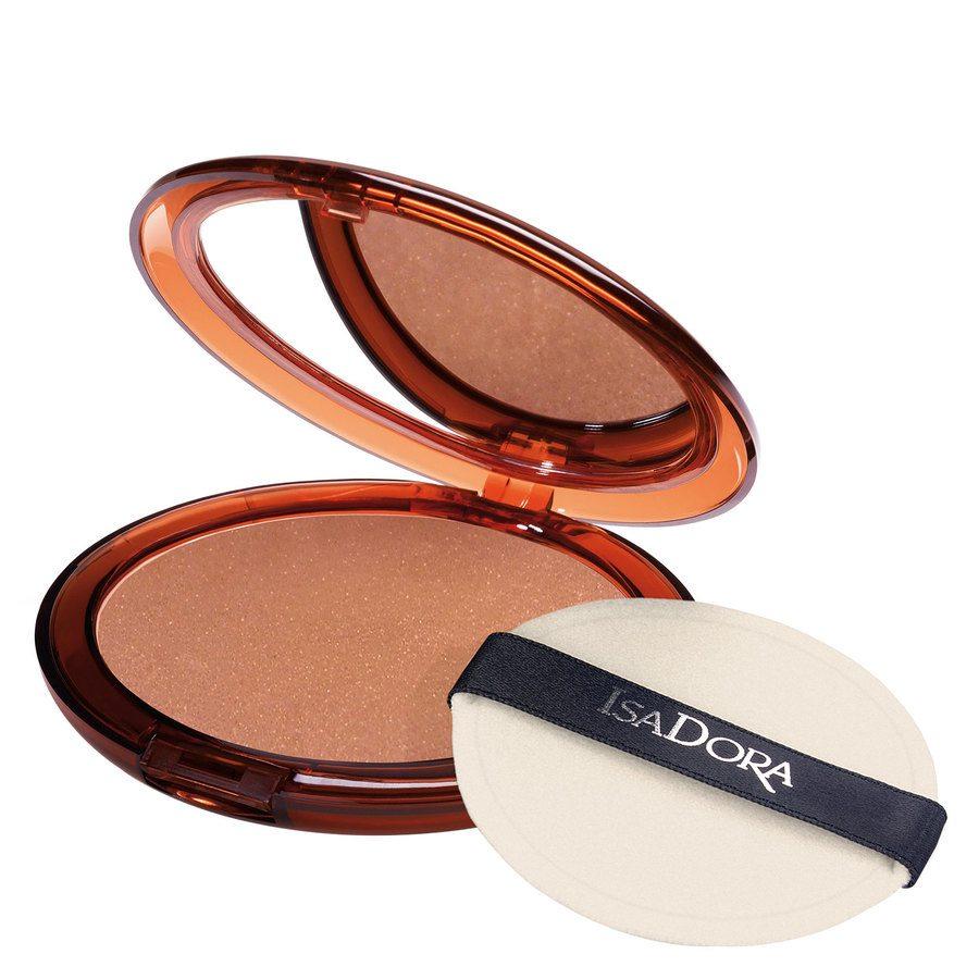 IsaDora Bronzing Powder 10 g ─ #44 Highlight Bronze