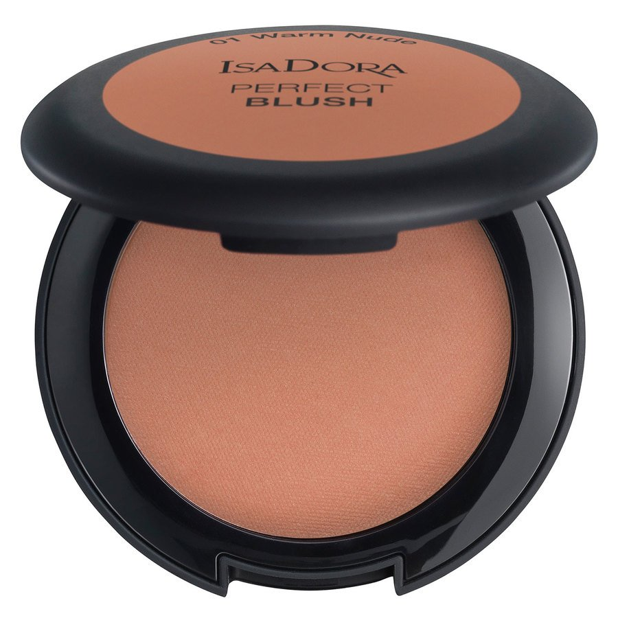 IsaDora Perfect Blush 4,5 g – 01 Warm Nude