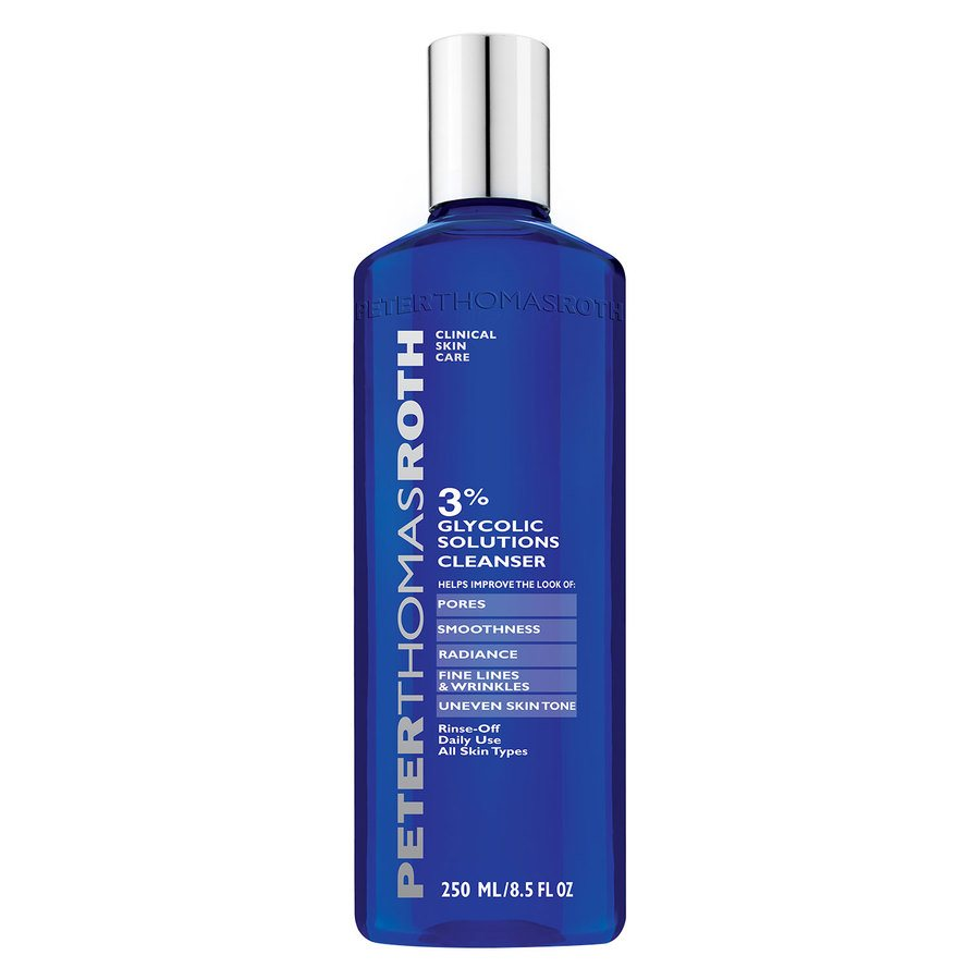 Peter Thomas Roth Glycolic Solutions 3% Cleanser 250 ml