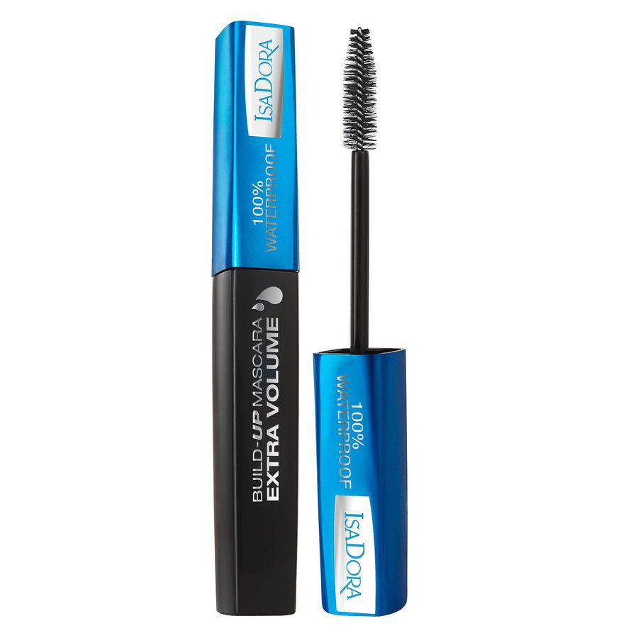 IsaDora Build-Up Mascara Extra Volume 100 % WaterProof 12 ml