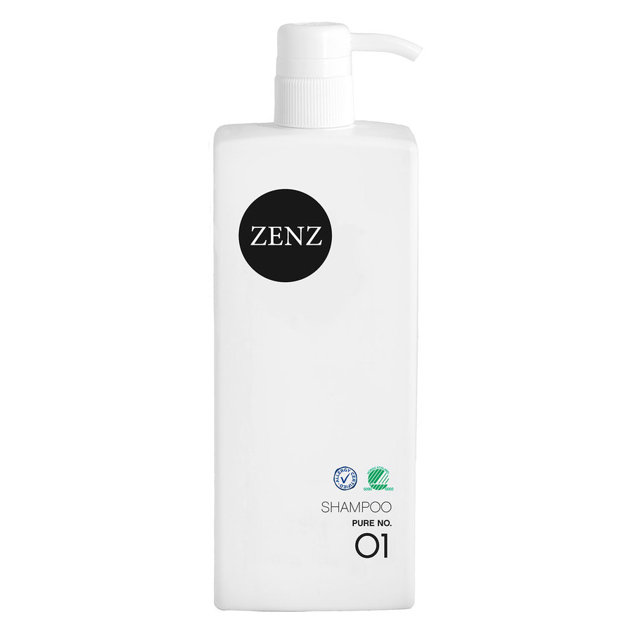 Zenz Organic Shampoo Pure No.01 785 ml