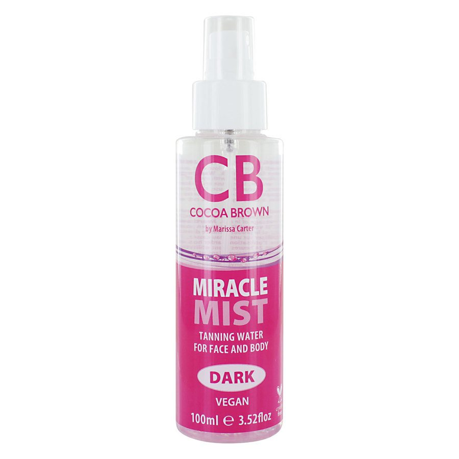 Cocoa Brown Miracle Mist Tanning Water 100 ml – Dark