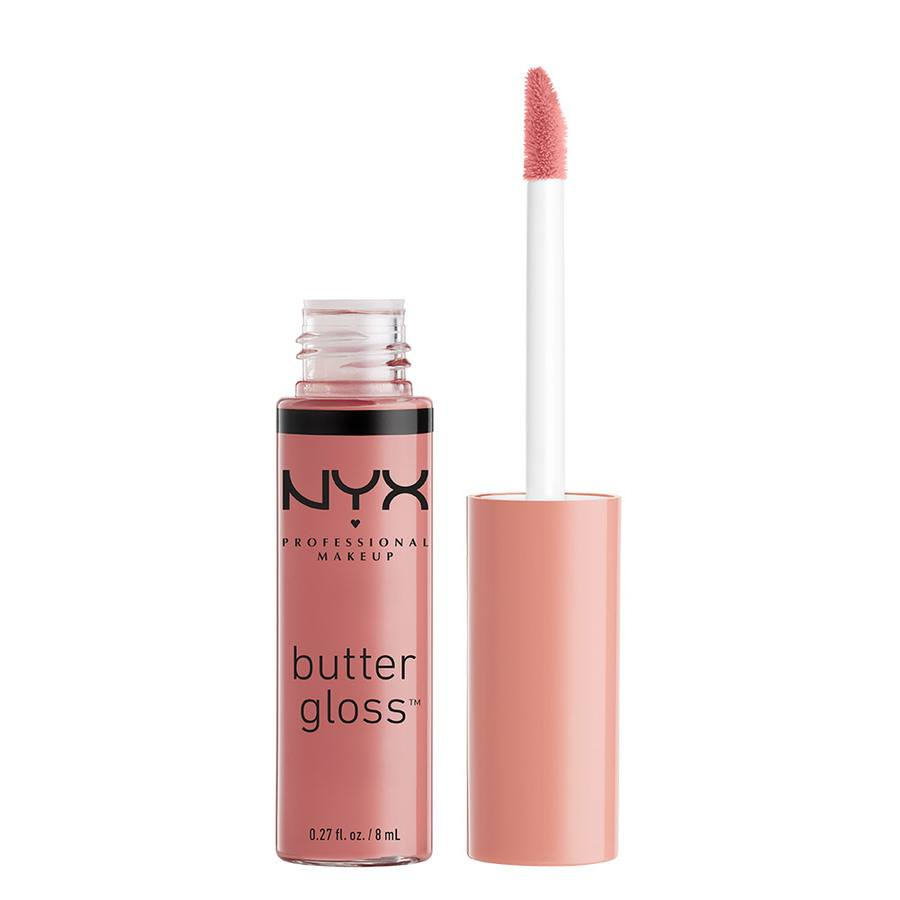 NYX Professional Makeup Butter Gloss – Tiramisu 6,5g
