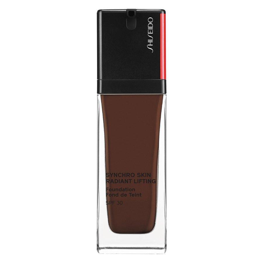 Shiseido Synchro Skin Radiant Lifting Foundation SPF 30 30 ml – 460 Topaz