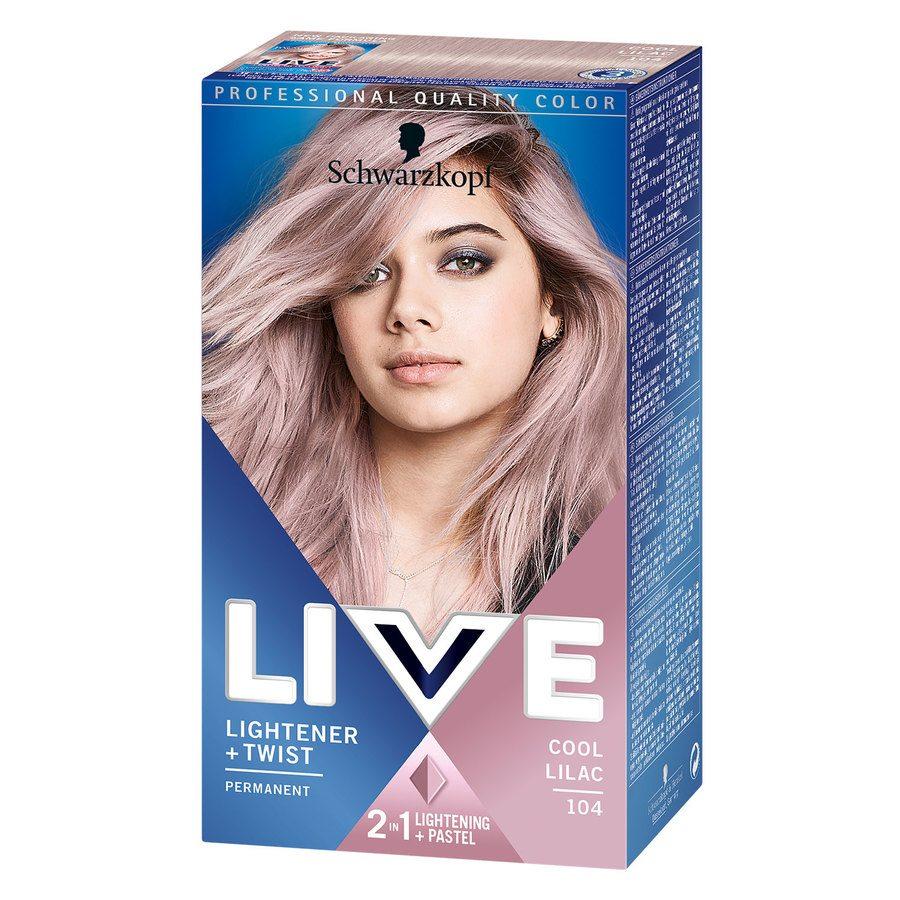 Schwarzkopf Live XXL – #104 Cool Lilac
