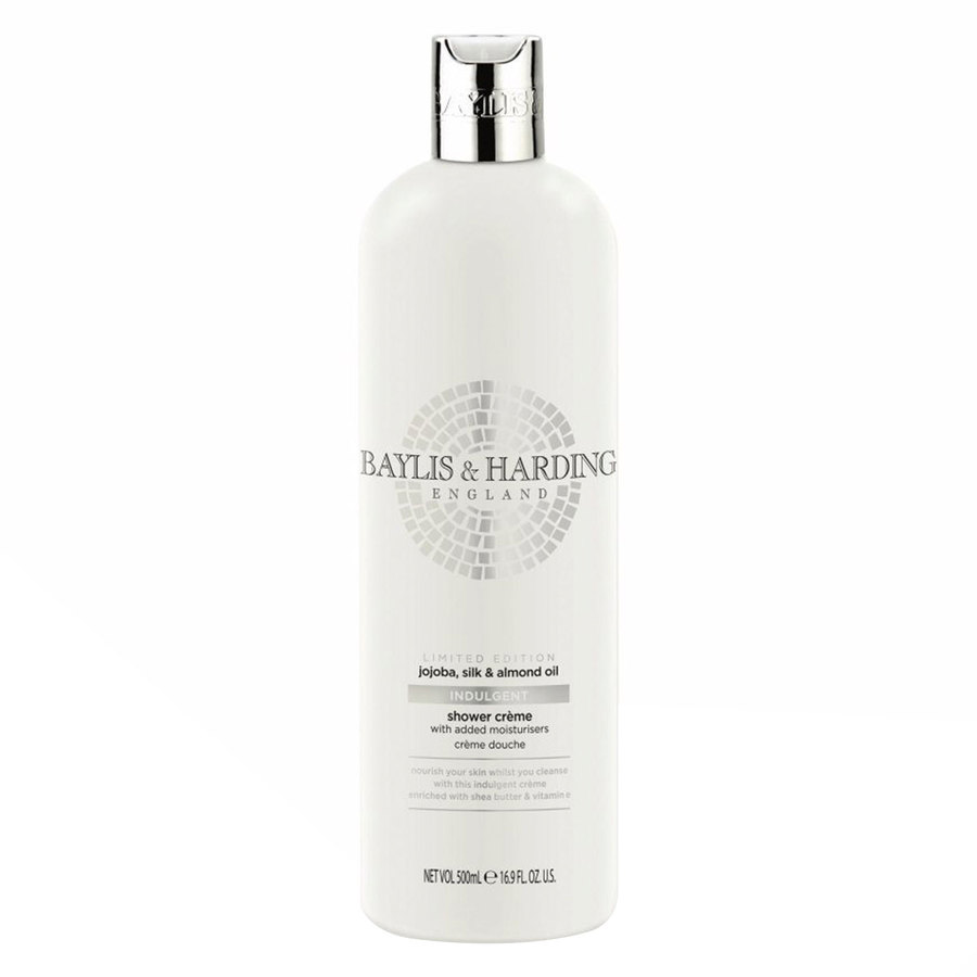 Baylis & Harding Shower Creme Jojoba, Silk & Almond Oil 500 ml