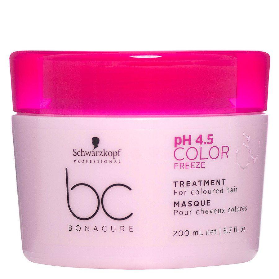 Schwarzkopf BC Bonacure Color Freeze Treatment 200 ml