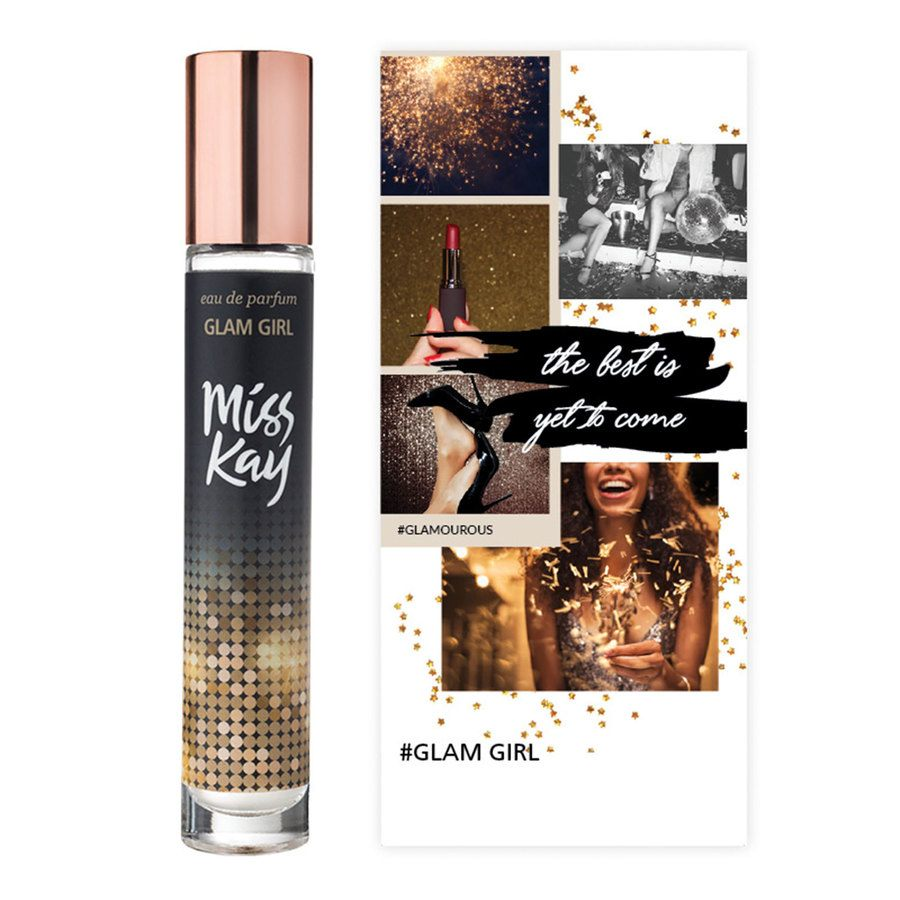 Miss Kay Glam Girl Eau De Parfum 25 ml