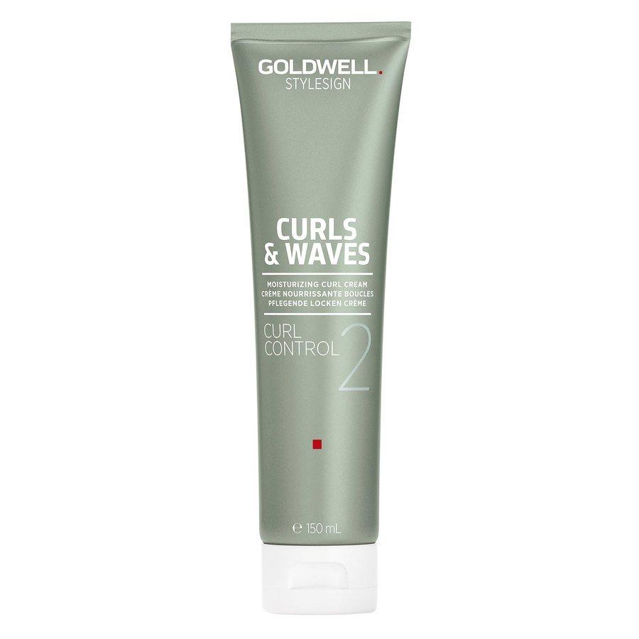 Goldwell StyleSign Curls & Waves Curl Control Moisturizing Curl Cream 100 ml