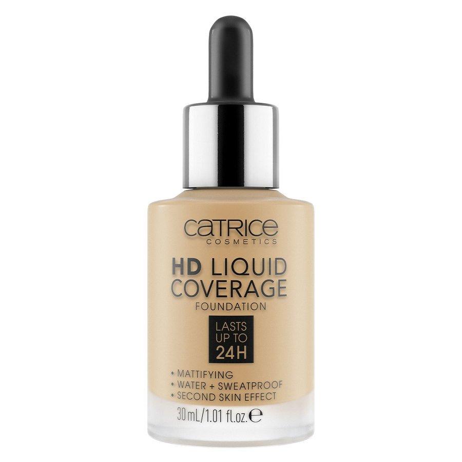 Catrice HD Liquid Coverage Foundation 30 ml – Medium Beige 034
