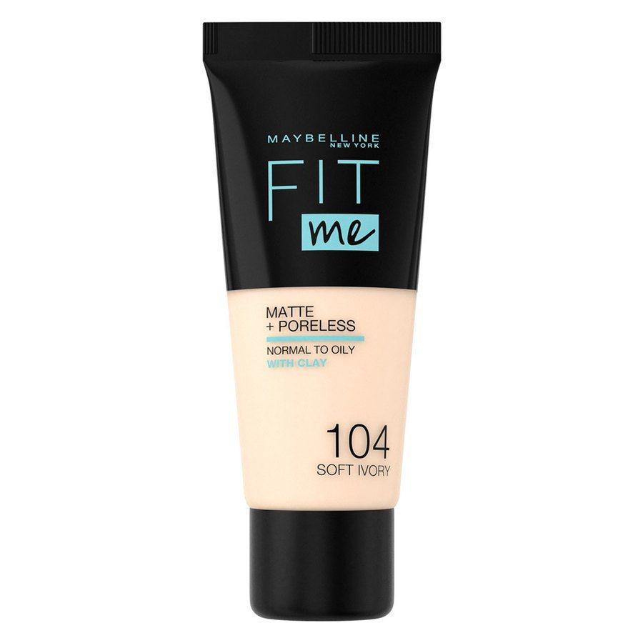 Maybelline Fit Me Matte + Poreless Foundation 104 30ml