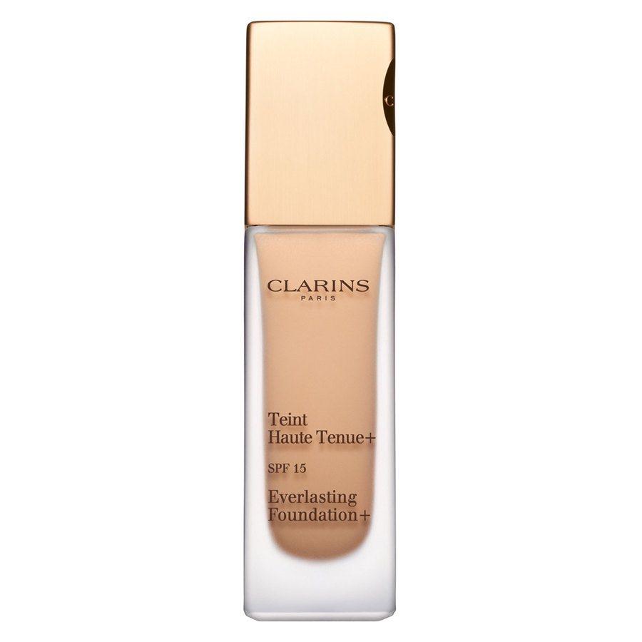 Clarins Everlasting Foundation+ 30 ml - #107 Beige