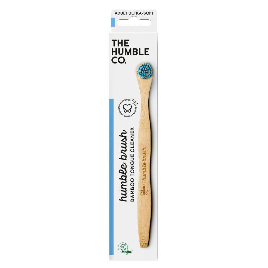 The Humble Co Humble Tongue Scraper Ultra Soft – Blue