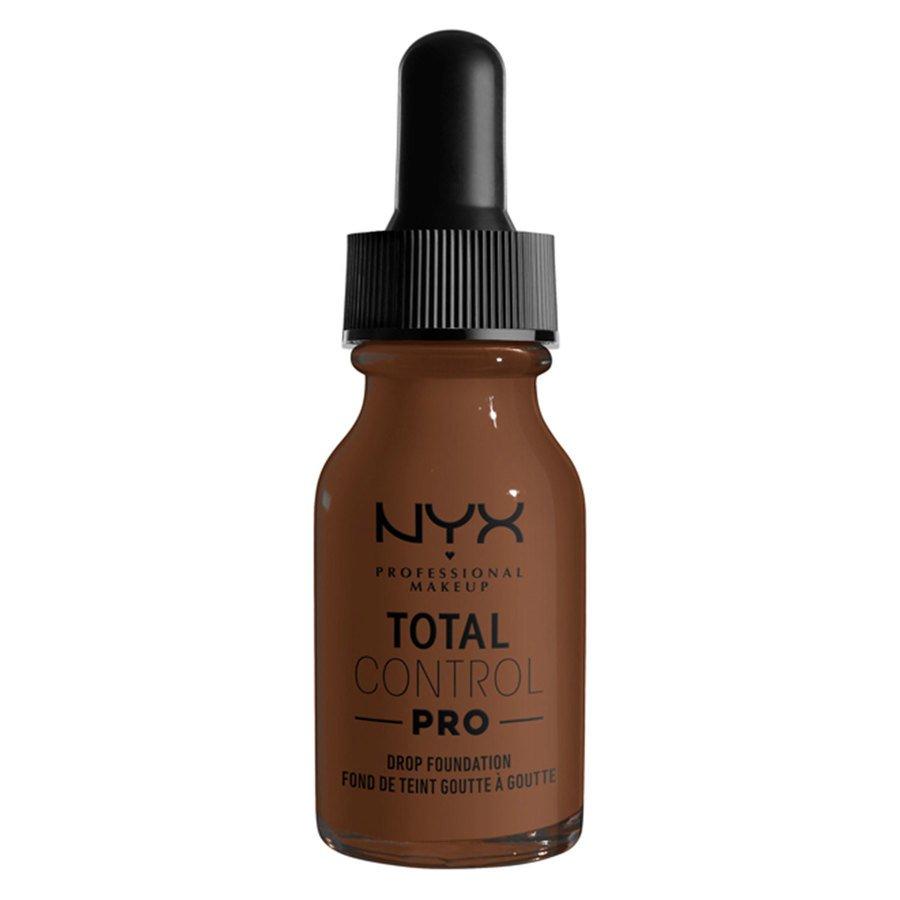 NYX Professional Makeup Total Control Pro Drop Foundation 13 ml ─ Deep Rich